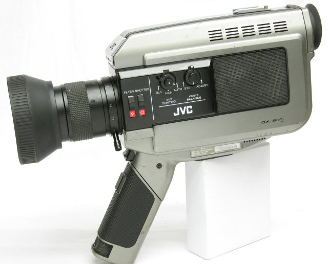 JVC GX-88 - Video Equipment Collection - oldvcr