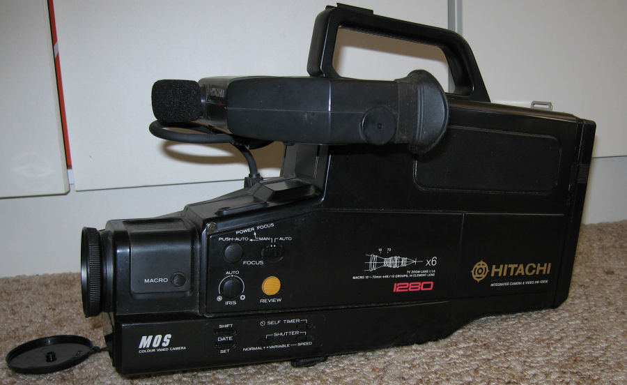 Video Equipment Collection