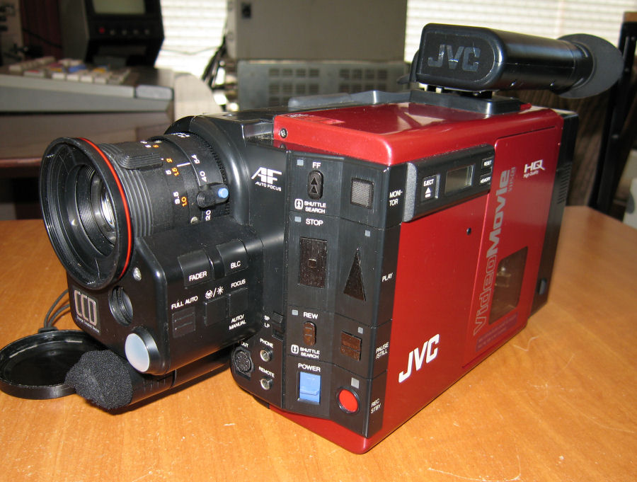 jvc gr c7 video equipment collection oldvcr jvc camcorder manuals gr-ax200 jvc everio camcorder manual