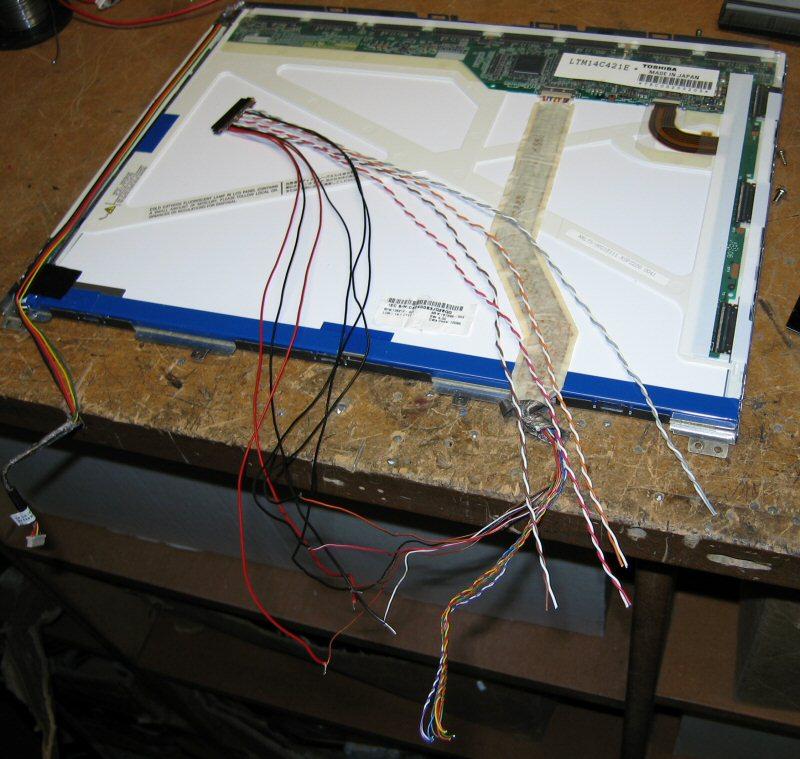 LVDS Laptop LCD - oldvcr